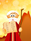 Ten Commandments Stock Images