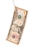 Ten dollar bill Stock Photos