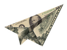 Ten dollars fly Stock Photos