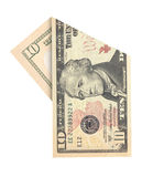 Ten dollars Stock Images