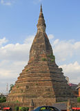 Ten Duma stupa w Vientiane obrazy royalty free