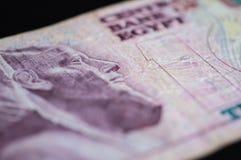Ten Egyptian pounds Royalty Free Stock Image
