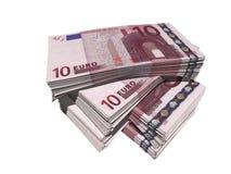 Ten euro Royalty Free Stock Images