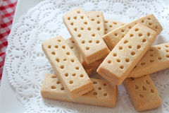 Shortbread Obrazy Stock