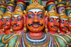 Ten Headed Ravana Vahana Stock Photography