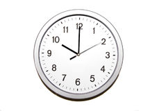 Ten o`clock Stock Image