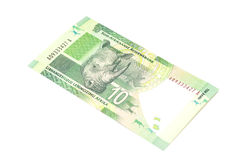 Ten South African Rand Royalty Free Stock Photography