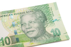 Ten South African Rand Royalty Free Stock Photos