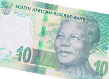 Ten South African Rand Royalty Free Stock Image
