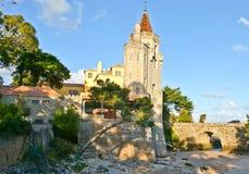 Cascais pałac Zdjęcie Stock