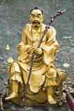 Ten Thousand Buddhas Monastery royalty free stock images