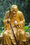 Ten Thousand Buddhas Monastery Royalty Free Stock Images