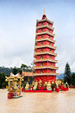Ten Thousand Buddhas Monastery Royalty Free Stock Photos