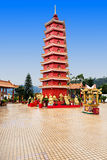 Ten Thousand Buddhas Monastery Royalty Free Stock Photography