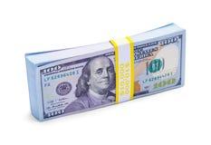 Ten Thousand Dollars Upright stock photography