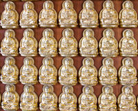 Ten Thousand Golden Buddhas Royalty Free Stock Images