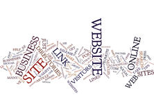Ten Tips To Increase Web Traffic Text Background  Word Cloud Concept Stock Images