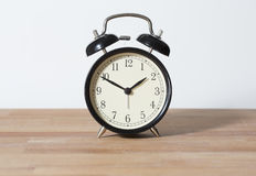 It is ten to two o`clock Stock Photography