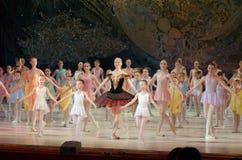 Ten wiecznie baletnicza bajka Obraz Royalty Free
