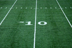 Ten Yard Line Stock Photos