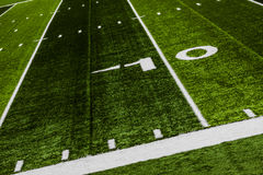 Ten Yard Line And Goal To Go stock photography