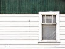 Tenament Window Royalty Free Stock Images