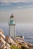 Tenaro Lighthouse Royalty Free Stock Images