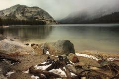Tenaya湖 库存图片