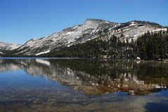 Tenaya Lake Royalty Free Stock Photo