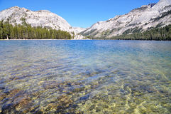 Tenaya Lake Stock Photo