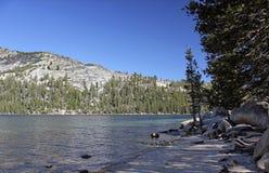 Tenaya Lake Royalty Free Stock Image