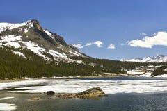 Tenaya Lake stock image