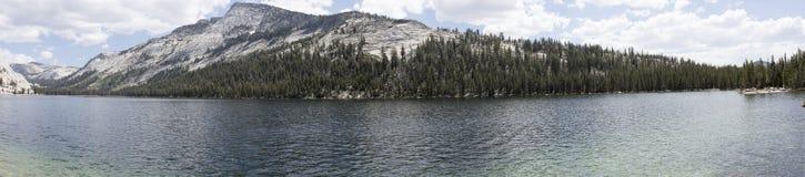 Tenaya Lake in Tuolumne Meadow, Yosemite, California Stock Photography