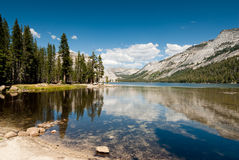 Tenaya lake yosemite Stock Images