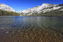 Tenaya Lake in Yosemite Stock Images