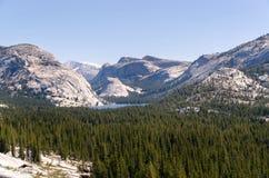 Tenaya Lake in Yosemite Stock Images