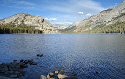 Tenaya Lake, Yosemite National Park Stock Photo