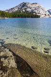 Tenaya Lake in Yosemite Stock Photos