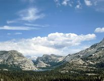 Tenaya Lake Royalty Free Stock Images