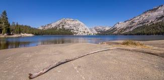 Tenaya Lake in Yosemite National Park Stock Photo