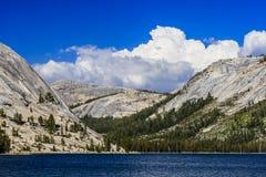 Tenaya Lake, Yosemite National Park, Sierra Nevada, USA Royalty Free Stock Photo