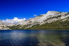 Tenaya Lake, Yosemite National Park, Sierra Nevada, USA Stock Image