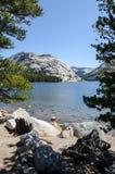 Tenaya Lake in Yosemite Royalty Free Stock Photo