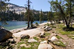 Tenaya Lake in Yosemite Stock Photos