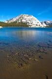Tenaya sjö, Yosemite Arkivbilder