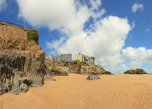 Tenby beach Royalty Free Stock Photography
