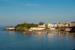 Tenby harbour Royalty Free Stock Image