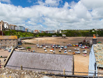 Tenby Harbour Wales Royalty Free Stock Photography
