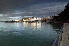 Tenby Harbour, West Wales, Pembrokeshire, UK. Royalty Free Stock Image