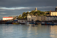Tenby Harbour, West Wales, Pembrokeshire, UK. Stock Photo